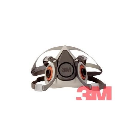 Półmaska wielokrotnego użytku 3M 6100