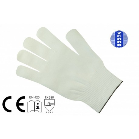 Rękawice dziane poliamidowe D-5