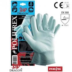 Rękawice ochronne POLIUREX