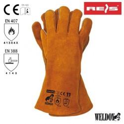 Rękawice ochronne spawalnicze WELDOGER
