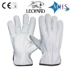 Rękawice skórzane Leopard DG01