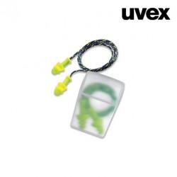 Wkładki przeciwhałasowe UVEX Whisper+