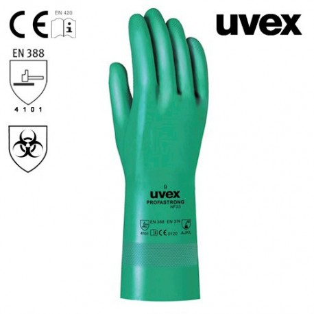 Rękawice ochronne uvex profastrong NF 33
