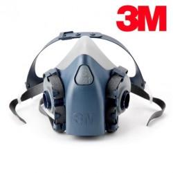 Półmaska oddechowa wielokrotnego użytku 3M 7501