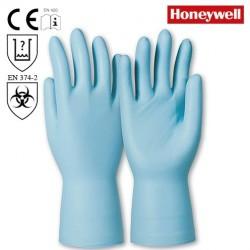 Rękawice ochronne nitrylowe Dermatril P 743 Honeywell