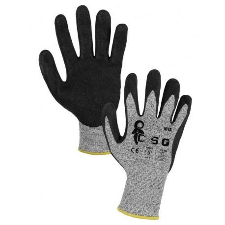 Rękawice antyprzecięciowe NITA