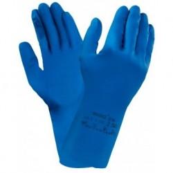 Rękawice kwasoochronne i jednorazowe